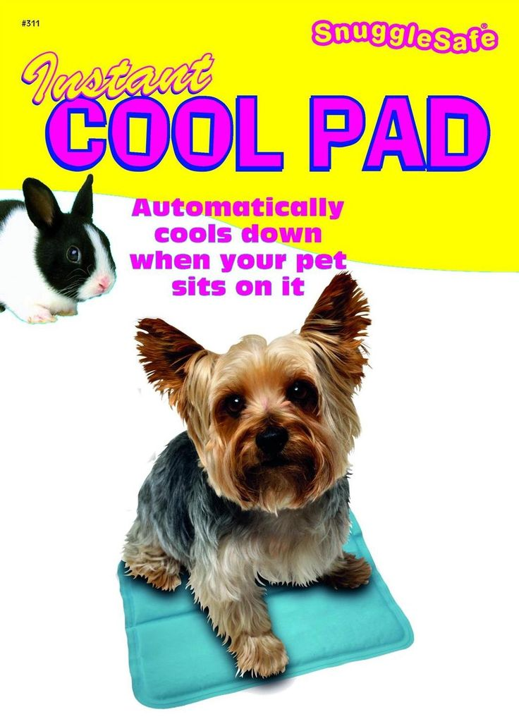 SnuggleSafe Cool Pad for Dogs, 30cm