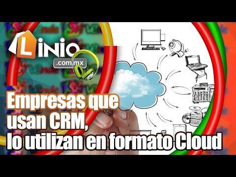 49% de las empresas que usa CRM, lo utiliza en formato cloud
