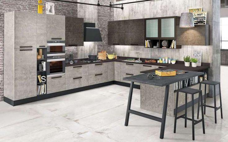 Mondo Convenienza cucine 2018 Cucine, Cucine moderne