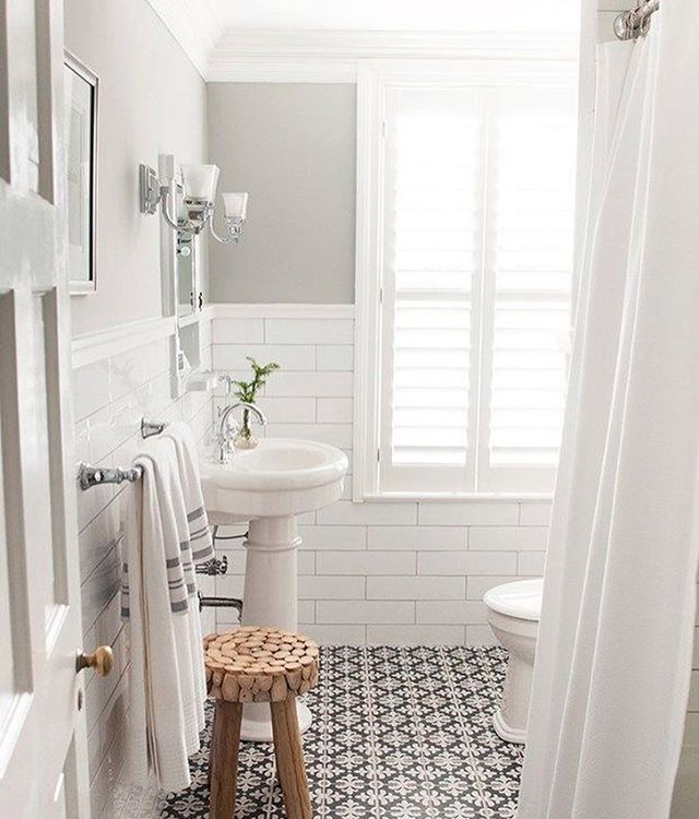 Bathroom shutters the perfect finishing touch. #waterproof #newenglandhomes #shutters #shuttersireland #bathroomideas #finishingtouches #inspire