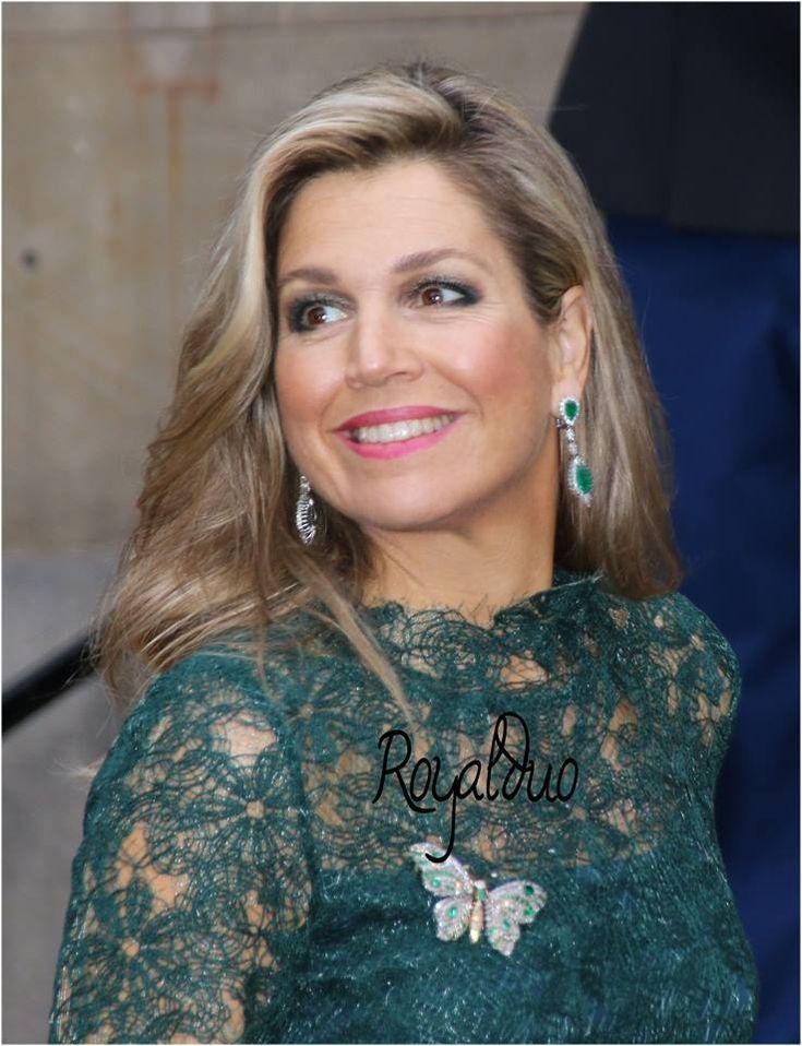 Koninklijke Familie bij uitreiking Prins Claus Prijs 2017