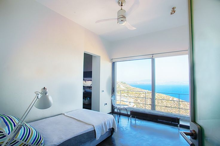 Holiday Villa in Anatoliki Attiki, Greece - Sea View Villa, Cozy and minimal design, Schinias, Attiki