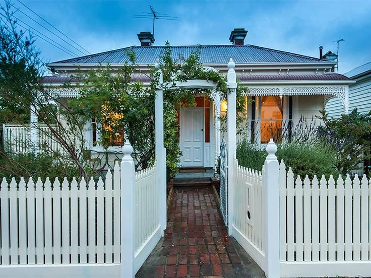 weatherboard victorian front