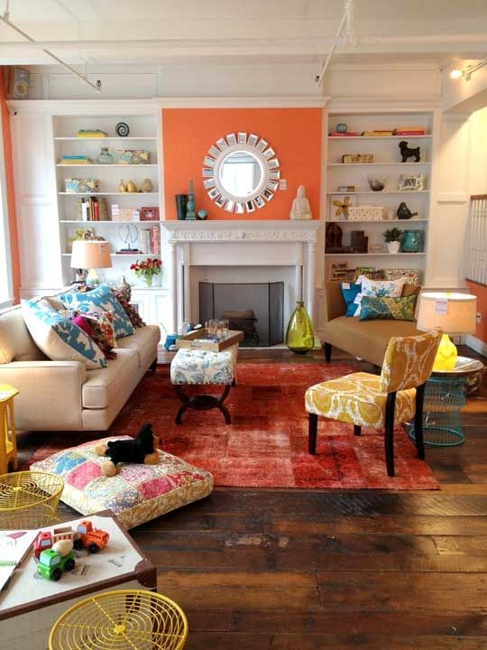 Eclectic Decor - The Cottage Market