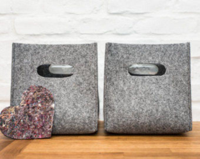 Best 25 Fabric Storage Bins Ideas On Pinterest Fabric