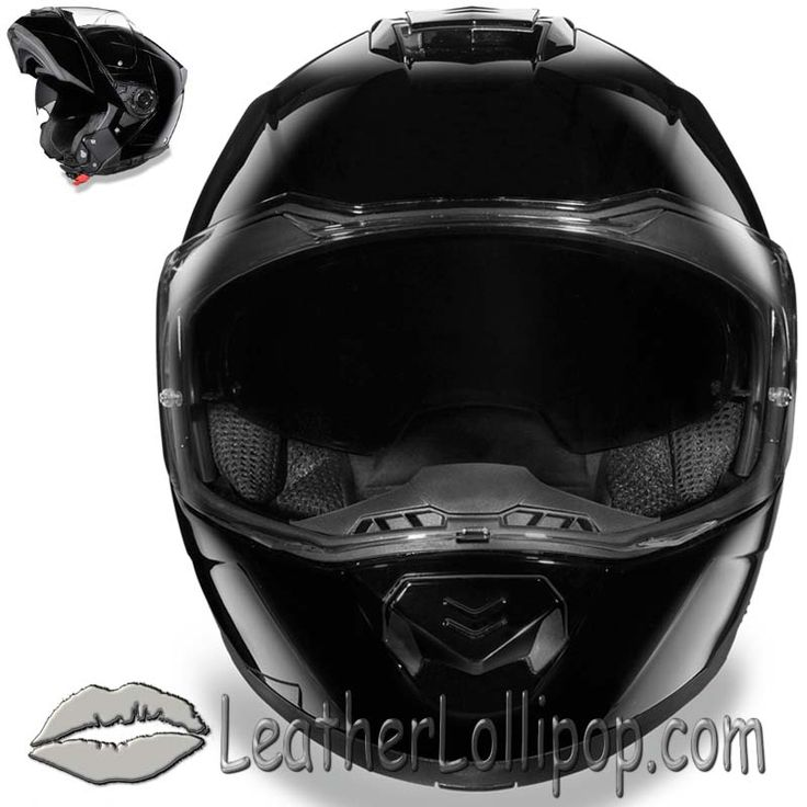 Brand New! Now available in our store: DOT Daytona Glide... Check it out here! http://leatherlollipop.com/products/dot-daytona-glide-modular-motorcycle-helmet-in-gloss-black-sku-ll-mg1-a-dh?utm_campaign=social_autopilot&utm_source=pin&utm_medium=pin Free shipping.