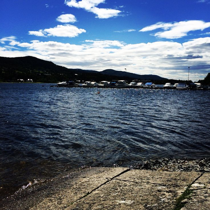 Norway by summer.