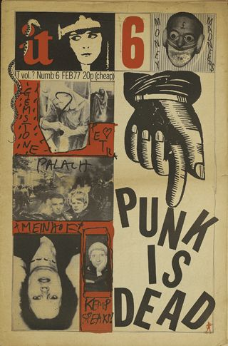 International Times, countercultural newspaper, published in London (60s - 70s)