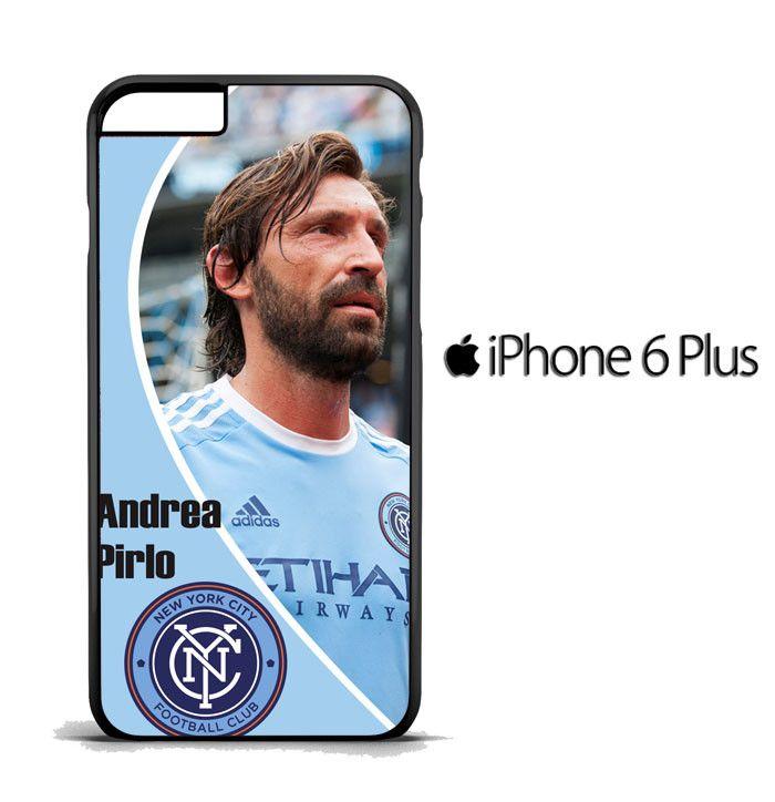 Andrea Pirlo New York City FC X3090 iPhone 6 Plus   6S Plus Case