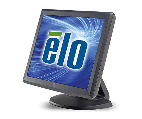 """Elo 1515L Desktop Touchscreen LCD Monitor – 15-Inch – Surface Acoustic Wave – 1024 x 768 – 4:3 – Dark Gray  The Elo Touch Solutions 1515L touchmonitor is designed, developed and built to provide a cost-effective touch solution for system integrators and VARs. It packs Elo quality and reliability into a integrated, affordable touchmonitor with a footprint smaller than a standard 15\"""" display. This cost and space-saving touchmonitor is \""""designed for touch\""""- the technology is built in.."""