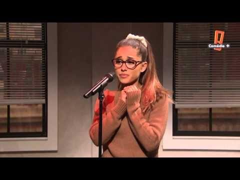 Tidal, avec Ariana Grande, Saturday Night Live du 12/03