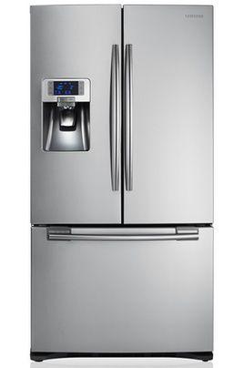 Refrigerateur americain Samsung RFG23RESL1