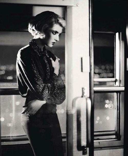 Sophie Sumner | Vincent Peters | Vogue Italia August 2012 |'Divina'
