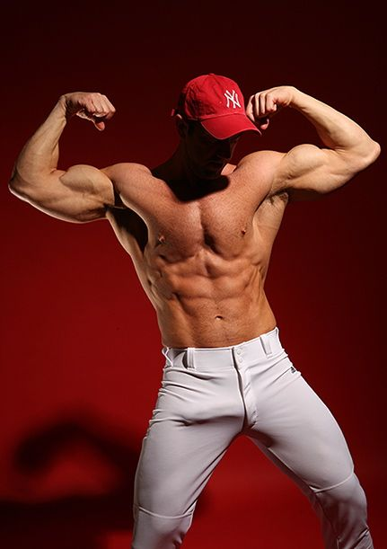 7 Tumblr Muscle Bulge And A Baseball Cap The Cap Does