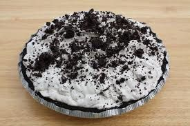 An Easy to Make Oreo Pie Recipe  I used chocolate pudding in this recipe. Happy 100th Birthday Oreo.