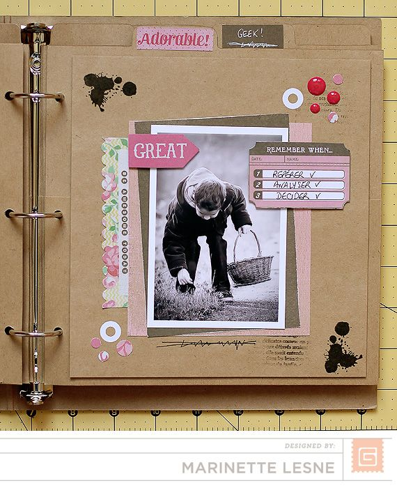 Célèbre 466 best Mini album scrap images on Pinterest | Mini books, Mini  GB31