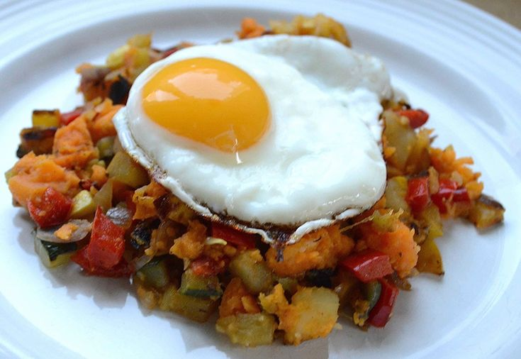 The Pioneer Woman's Breakfast Hash