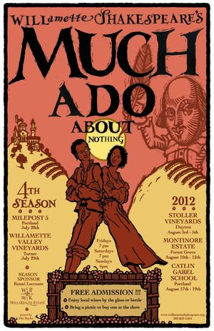 The two pairs of lovers in 'Much Ado about Nothing' Essay