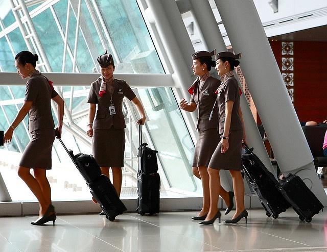 Ucuz u ak bileti alman n bir kolay yolu var hemen for Korean air cabin crew requirements