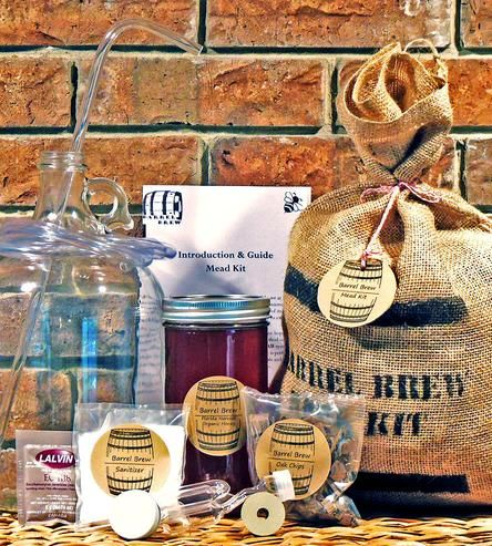 Mead Brewing Kit | Gifts Crafting & DIY | The Grain and Grape Brew Shop | Scoutmob Shoppe | Product Detail