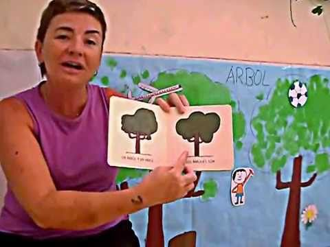 Árbol, cuento cantado, editorial Kalandraka. - YouTube