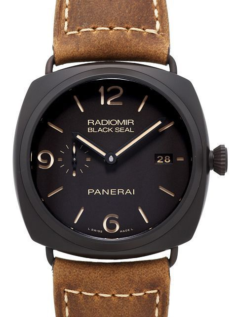 Panerai Radiomir Composite PAM00505 Black Seal 3 Days