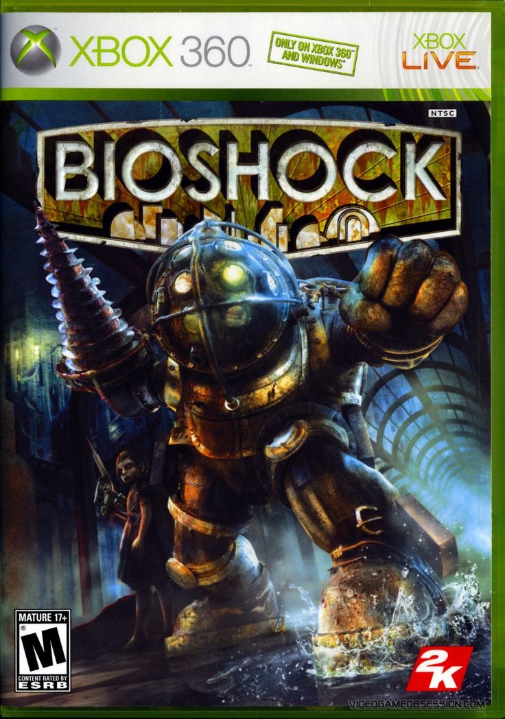 XBox 360 - Bioshock