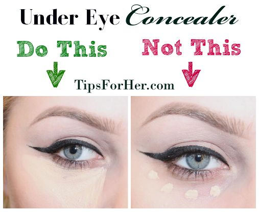 Direct to skin applicator tip Ultra-concentrated means a little goes a long way. Using the AMAZINGCOSMETICS Concealer Brush, apply small dots of the AMAZINGCONCEALER in the shape of an upside down triangle starting at the inner corner of each eye and blend.