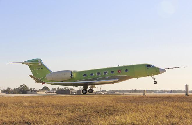 Gulfstream Aerospace начал летные испытания новой модели G600 - https://aviav.ru/gulfstream-aerospace-nachal-letnye-ispytaniya-novoj-modeli-g600.html
