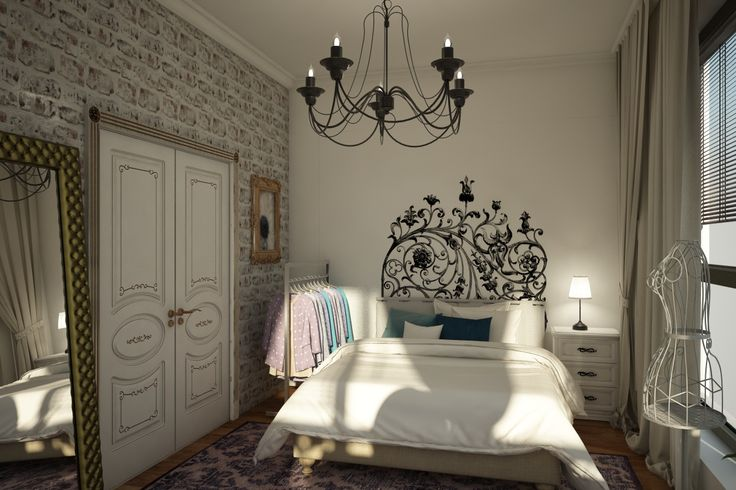 спальня девочки-подростка