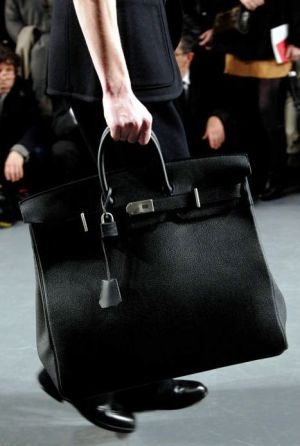 black hermes birkin bag2 Frockage: Hermes Birkin bag