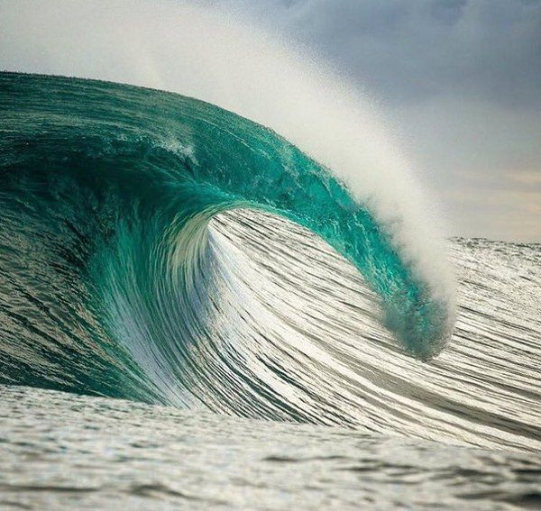 Best Waves Images On Pinterest Waves Surfing And Dog Lovers - Incredible photographs of crashing ocean waves by ben thouard
