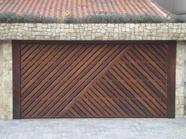 Garagestorage Garagedesign Garagedoors Stunning Garage Doors Design 62 Puertas De Garaje De Madera Cerramientos De Madera Puertas De Garage Modernas