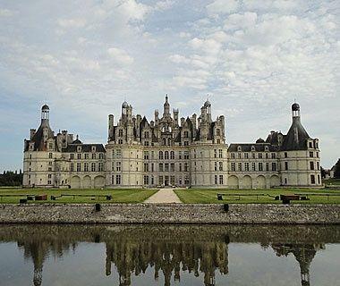 Château de Chambord, France - Beautiful Castles Around the World | Travel + Leisure