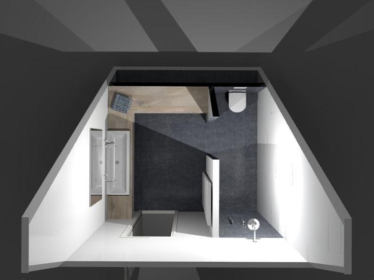 Sphinx badkamer Harderwijk - De Eerste Kamer