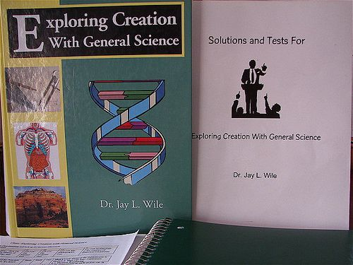 Apologia's Exploring Creation with General Science has been a perfect fit for our son, Nathanael, who's in the eighth grade (age 13/14) this year. It is the first course of the Exploring Creation with... upper level Creation-based science curriculum series written by former University Professor,