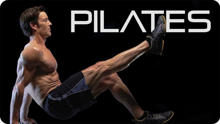 Tony Horton shows you 5 Pilates moves for flat abs in this short video #P90X #Beachbody