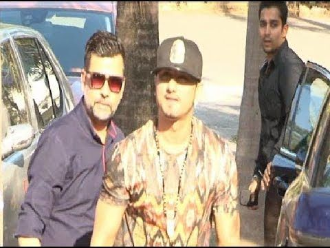 Yo Yo Honey Singh at the launch of book The Top Celebrity Brand.