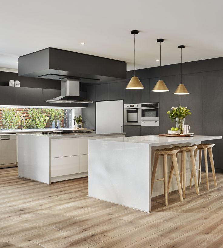 Granvue Homes Premium Series - Melanite Kitchen
