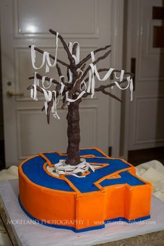 auburn university wedding cake ideas - Google Search