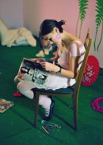 SUE DE BEER - Artists - Marianne Boesky
