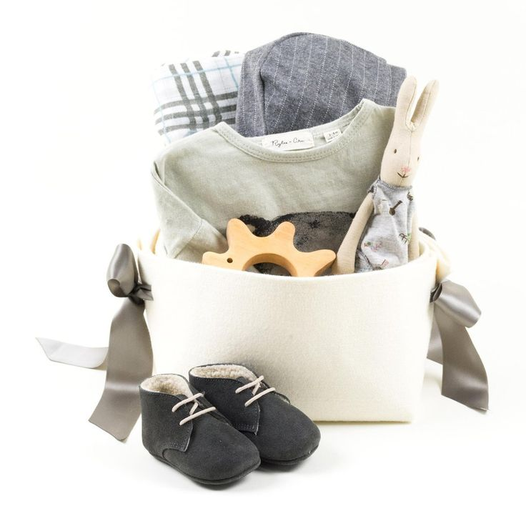 Luxury Baby Gift Ideas : Ideas about baby gift baskets on