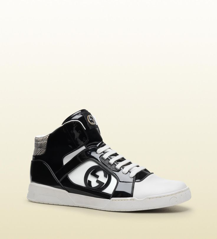 hi-top interlocking G sneaker