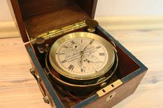 Marine chronometer Dent London / RARE !!!!   Antiques, Maritime, Clocks   eBay!