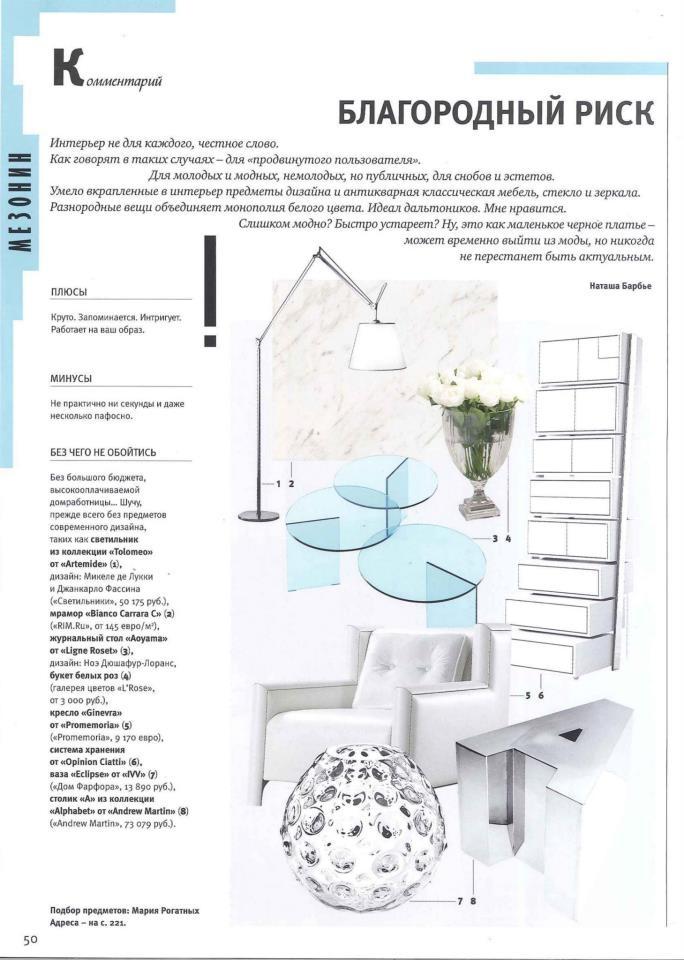 IVV su Mezonin (Russia) di marzo 2013
