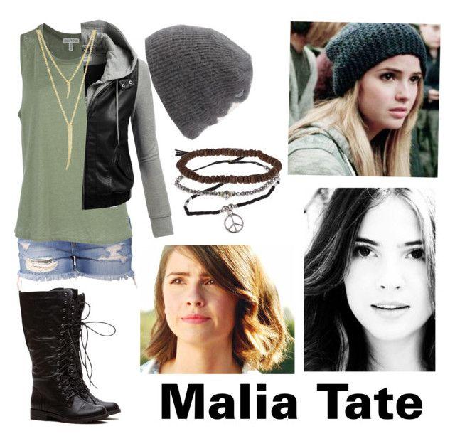 Malia Tate-teen wolf