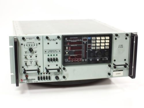 L-3 Communications Microdyne 1400-MR Telemetry Receiver - SatCom (106-912-01)