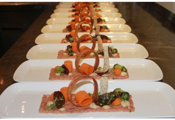 Gastronomie in Arsenaal Restaurants | Het Arsenaal Kooltjesbuurt 1 Naarden Vesting  #gastronomie #diner #menu #luxury #exclusive #exclusief