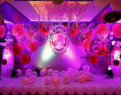 Check out new work on my Behance portfolio Aadhya First Birthday