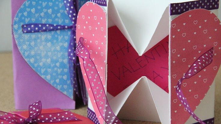 BoxCard para enamorados // ¿Caja o Tarjeta?